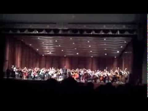 Boardman Ohio Winter Orchestra Concert 2013