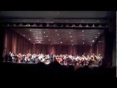Boardman Ohio Winter Orchestra Concert 2013