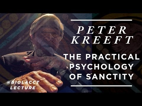 The Practical Psychology of Sanctity
