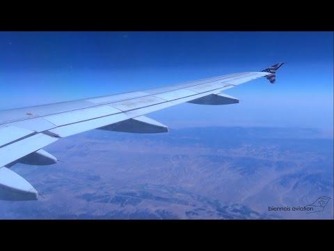 Virgin America VX953: San Diego - San Francisco (Airbus A320-200) [HD 1080p]