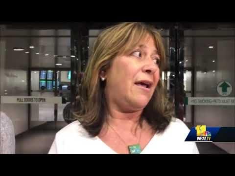 Witnesses recount jet bridge incident at BWI-Marshall