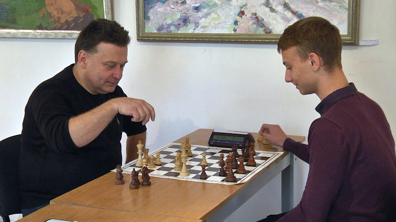 На Прикарпатті відбувся родинний шаховий турнір (відеосюжет)