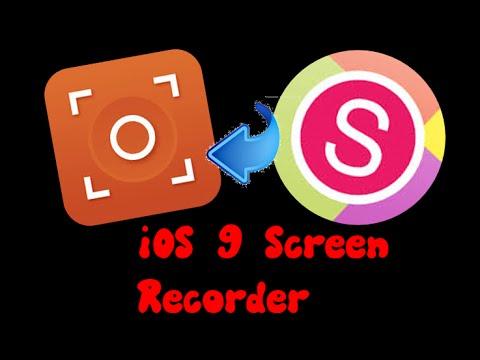 IOS 9 And Above FREE Screen Recorder: PRO Recorder!!! No Jailbreak, No Crashes