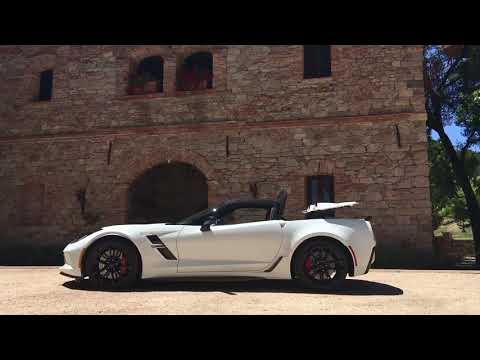 Chevrolet Corvette Grand Sport FIRST LOOK