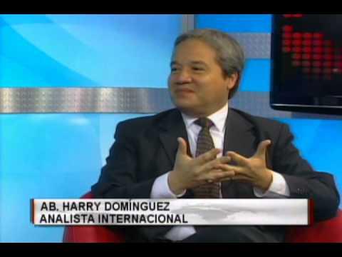 Ab. Harry Domínguez