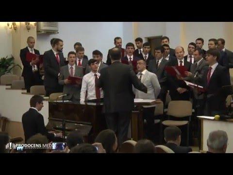 CORUL ITBB - IA JUGUL LUI HRISTOS PE UMERI - BCB GOLGOTA BUCURESTI