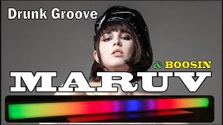 MARUV & BOOSIN - Drunk Groove / VU-Цветомузыка V2.2 / Lichtorgel / Color Organ