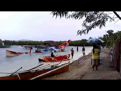 Surigao City Boat Salvage part 1