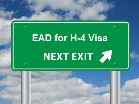 H-4 Spouses - Apply for EADs