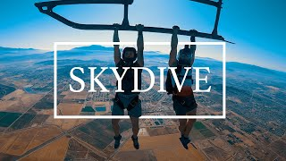Helicopter Skydiving | GoPro Session