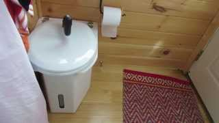Using The C-head Composting Toilet In A Tiny House