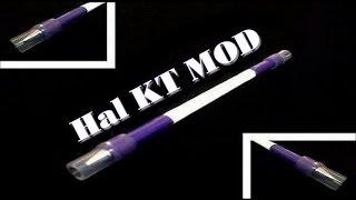 Hướng dẫn làm MOD (Bút quay) - Hal KT MOD (Fake) - Seiryuu