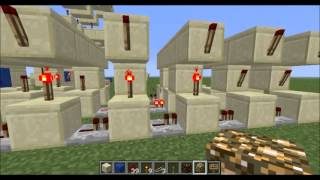 ~Minecraft Tutorial~ How to Build a Simple Redstone Calculator(, 2012-12-24T10:19:02.000Z)