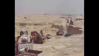 Suez Canal new: more crowded site in new equipment through the Suez Canal