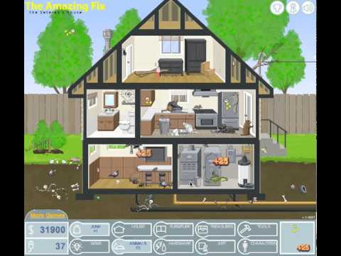 Amazing Fix The Veteran 39 S House New Free Online Game Youtube