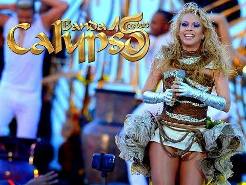 dvd completo banda calypso na angola