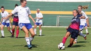 13.08.2012: Klaksvíkar Ítróttarfelag - FC Zürich Frauen (1080p HD)
