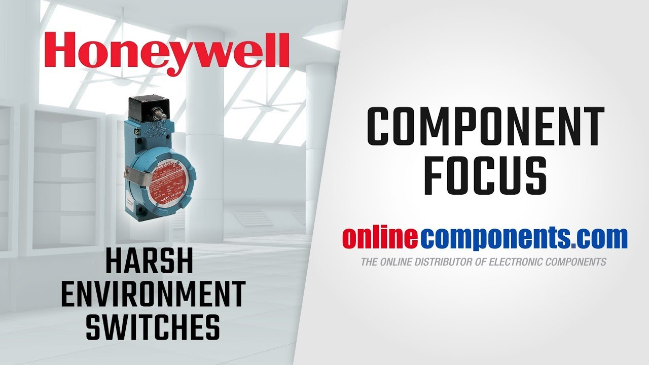 Honeywell Distributor | Onlinecomponents com