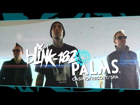 Blink-182 Join List of Superstar Musicians With Las Vegas Residencies
