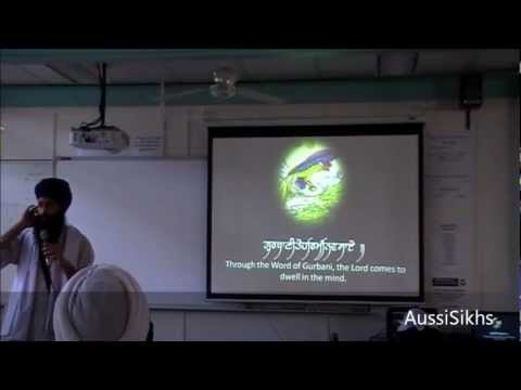 Bhai Sukha Singh UK Australia Tour - SGGSJ Academy QLD Brisbane Centre 01.09.12 Saturday Day Part 1