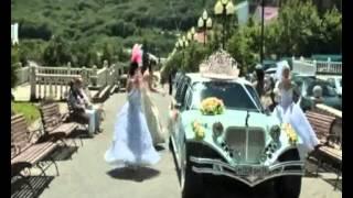 Парад невест Пятигорск 2012.wmv