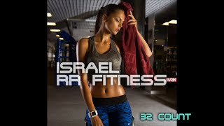 Music/Step-Aerobic/Running/Workout… Mix #37 136bpm 32Count Israel RR Fitness 2020