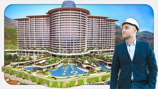 Недвижимость в Турции КРУПНЫЙ проект ВЫГОДНЫЕ инвестиции в недвижимость Турция