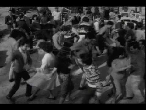 Los Rebeldes Del Rock- Melodia De Amor(Melodie D'amour) 1962