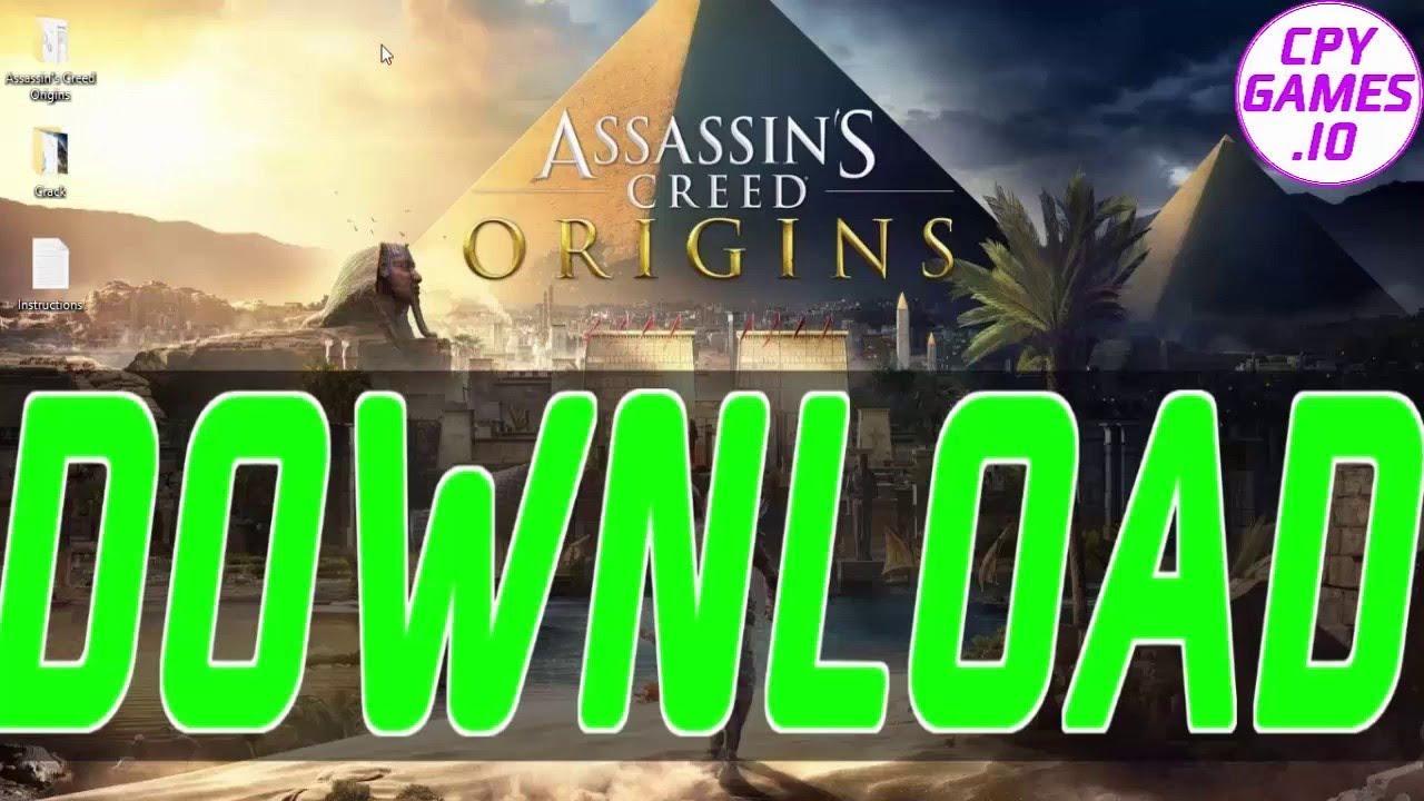 assassins creed origins pc torrent