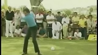 Seve Ballesteros at Spanish Open 1987