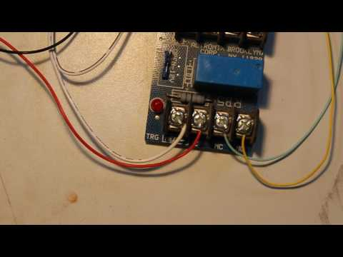 Build a Reversing Relay from a Altronics RB5 Board