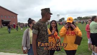 MCRD Parris Island/Familiy day and graduation