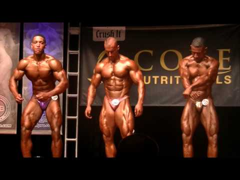 2014 IFPA Yorton Cup Men's Bodybuilding Overall
