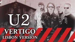 "U2 // Vertigo // Lisbon version // Jacknife Lee 10"" mix"