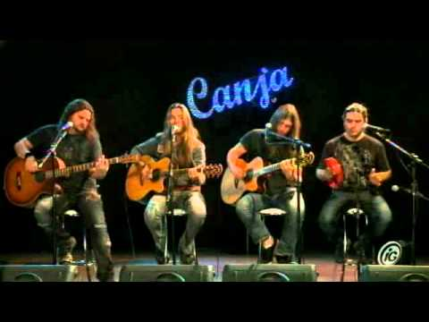 Angra - Flight Of Icarus (Iron Maiden cover - acoustic version)
