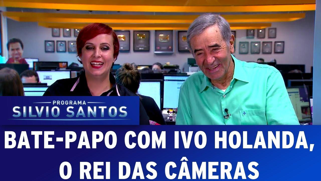 Bate-papo com Ivo Holanda, o rei das Câmeras | Câmeras Escondidas