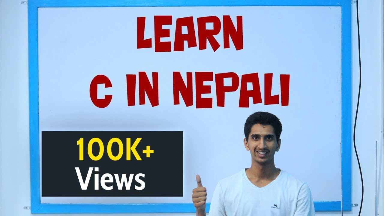 C Programming Complete Tutorial In Nepali