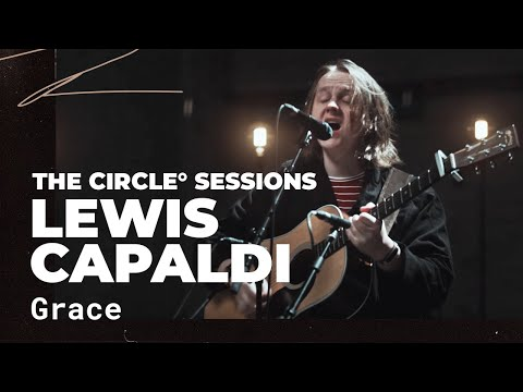 Lewis Capaldi - Grace | ⭕ THE CIRCLE #6 | OFFSHORE Live Session