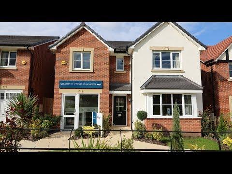 Stuart Milne Homes  - The Hampsfield @ Hill Top Grange, Davenham, Cheshire, by Showhomesonline