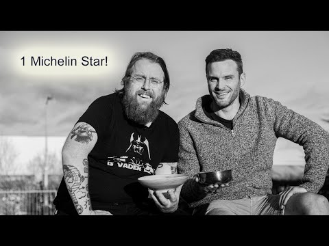 MICHELIN STAR VEGAN CHICKPEA CURRY!? What Steve Learned Cooking With A Master Chef