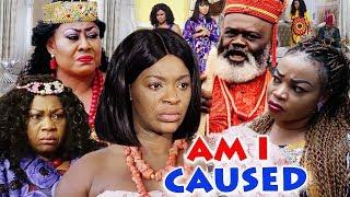 "AM I CAUSED SEASON 1&2 "" New Hit Movie"" ( Chacha Eke) 2019 Latest Nigerian Movie"