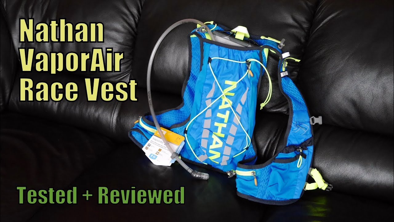 7d20ec0853 Nathan VaporAir Race Vest Tested + Reviewed - YouTube