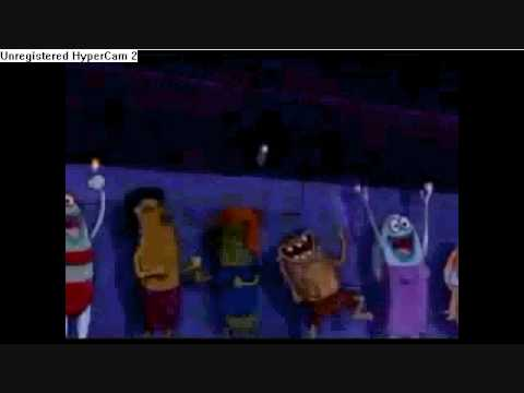 Spongebob sings Boom Boom Pow by The Black Eyed Peas