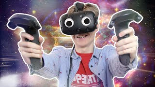 UNBELIEVABLE SPACE SHOOTER! | Space Pirate Trainer VR (HTC Vive Gameplay)