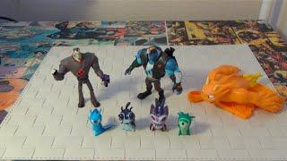 Обзор игрушек - SlugTerra