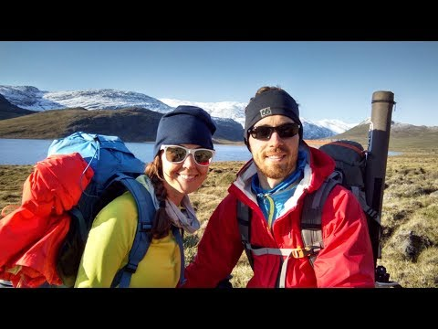 Hiking the Arctic Circle Trail 2017