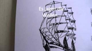 Bündische Lieder: Es jagen die Wellen...