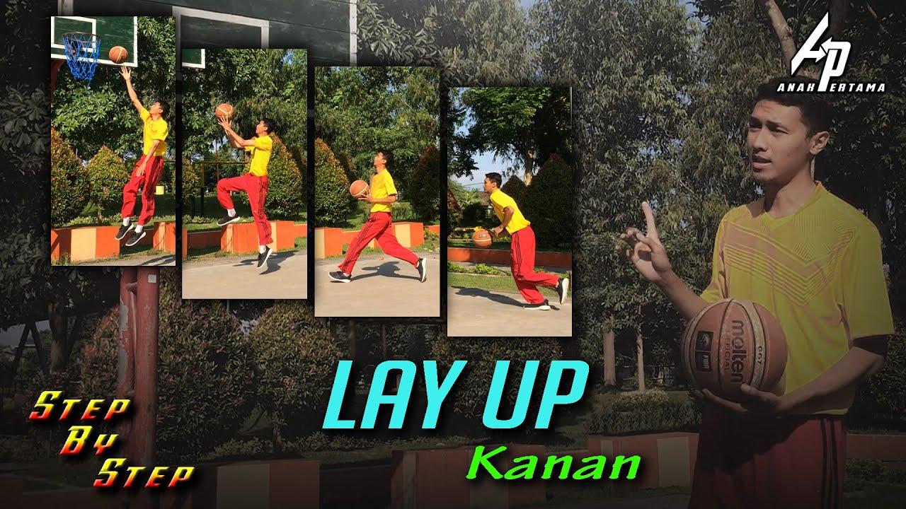 Tutorial Lay Up Tengah Basket Youtube