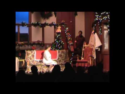 The Christmas Spirit  - Dinner Theatre 2008 - NQAT (Entire Prod.)