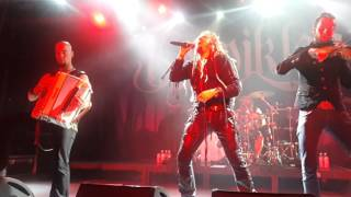 Korpiklaani - Lempo (live in Ukraine, Kyiv, Sentrum club, 07.05.2016